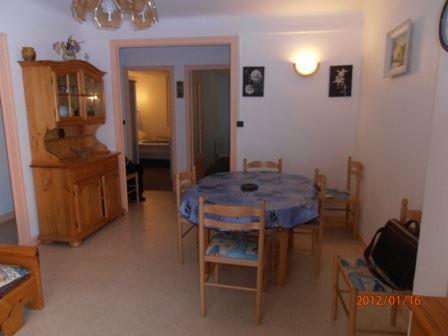 GTB10 - Appartement plein centre de Barèges
