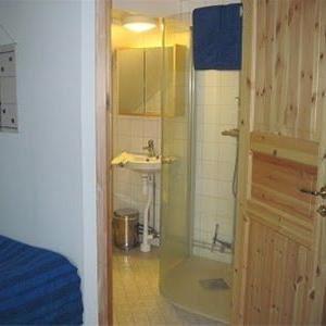 © Södervidinge Bed & Breakfast, Blå badrum