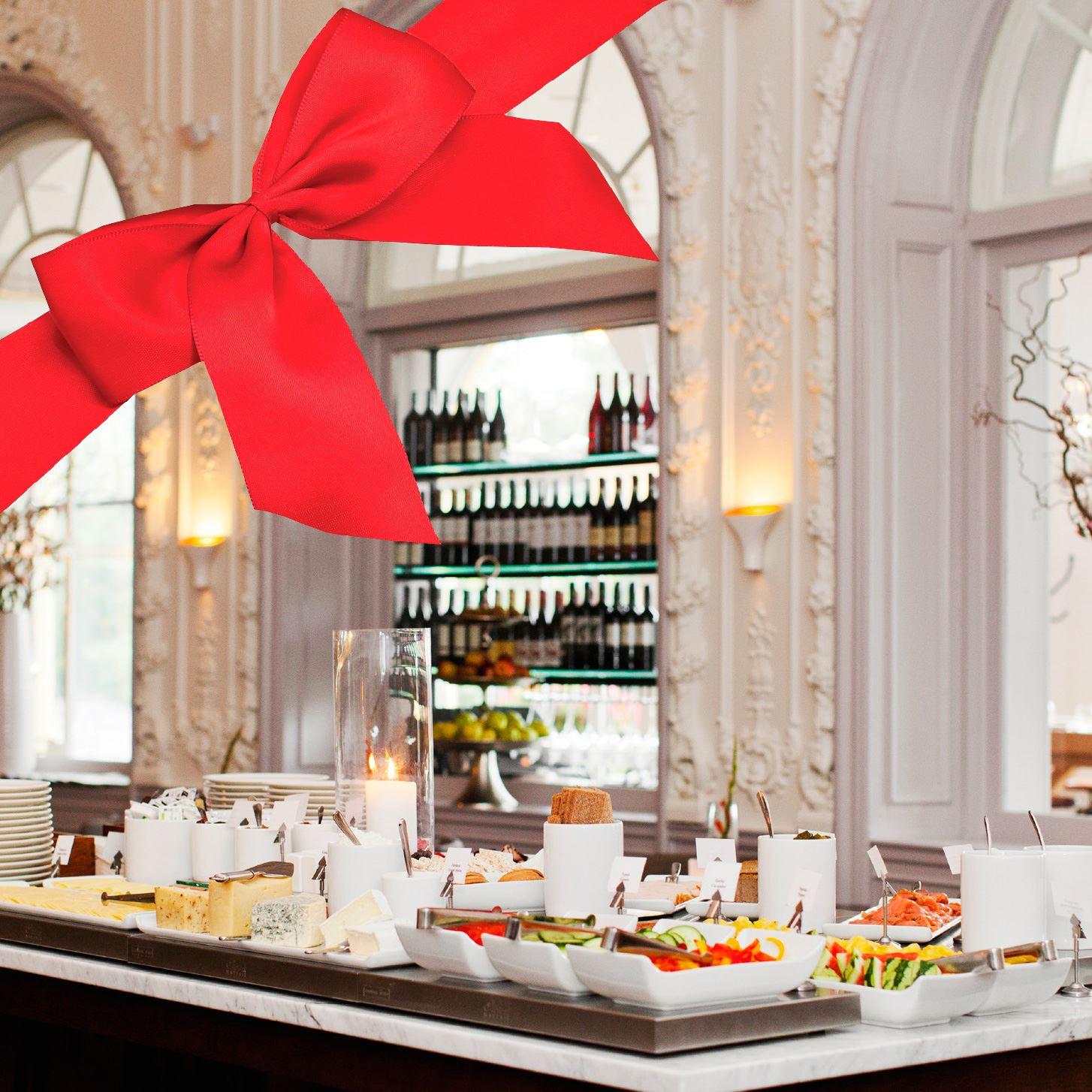 Julfrukost på Elite Grand Hotel i Gävle