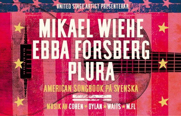 American Songbook på svenska - Wiehe, Ebba & Plura