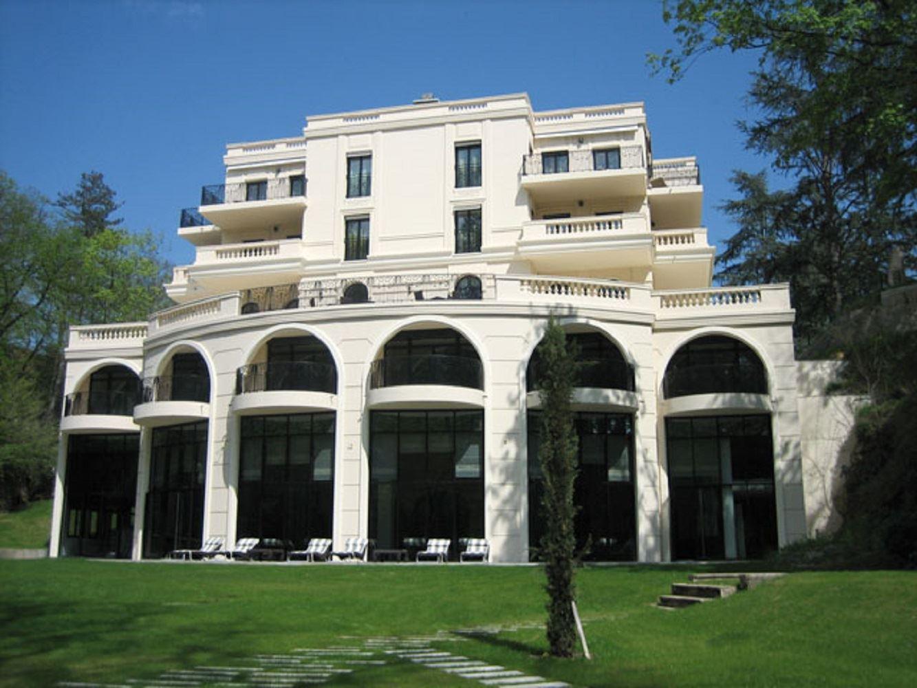 Pavillon de la Rotonde & Spa