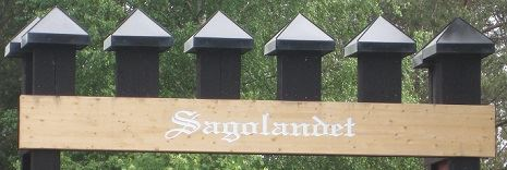 Spielplatz Sagolandet
