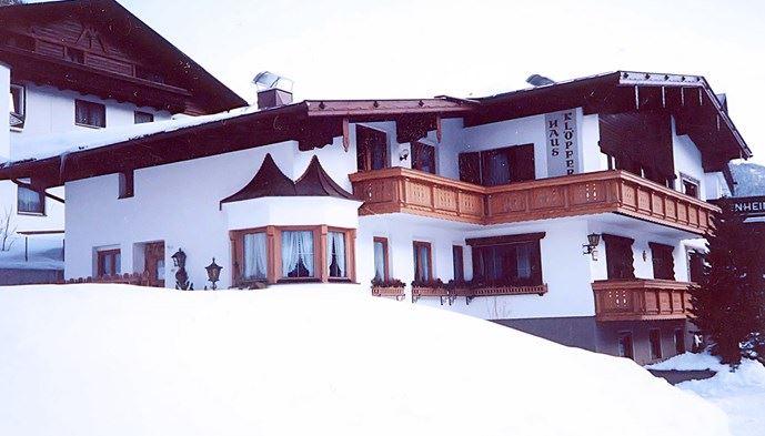 Haus Klöpfer - St. Anton