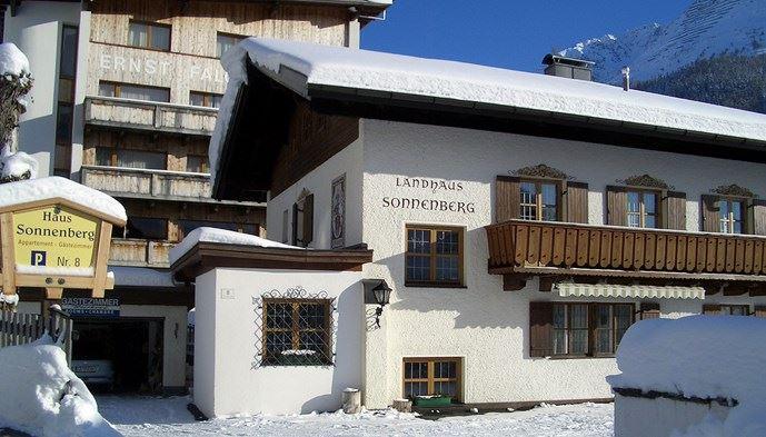 Haus Sonnenberg - St. Anton