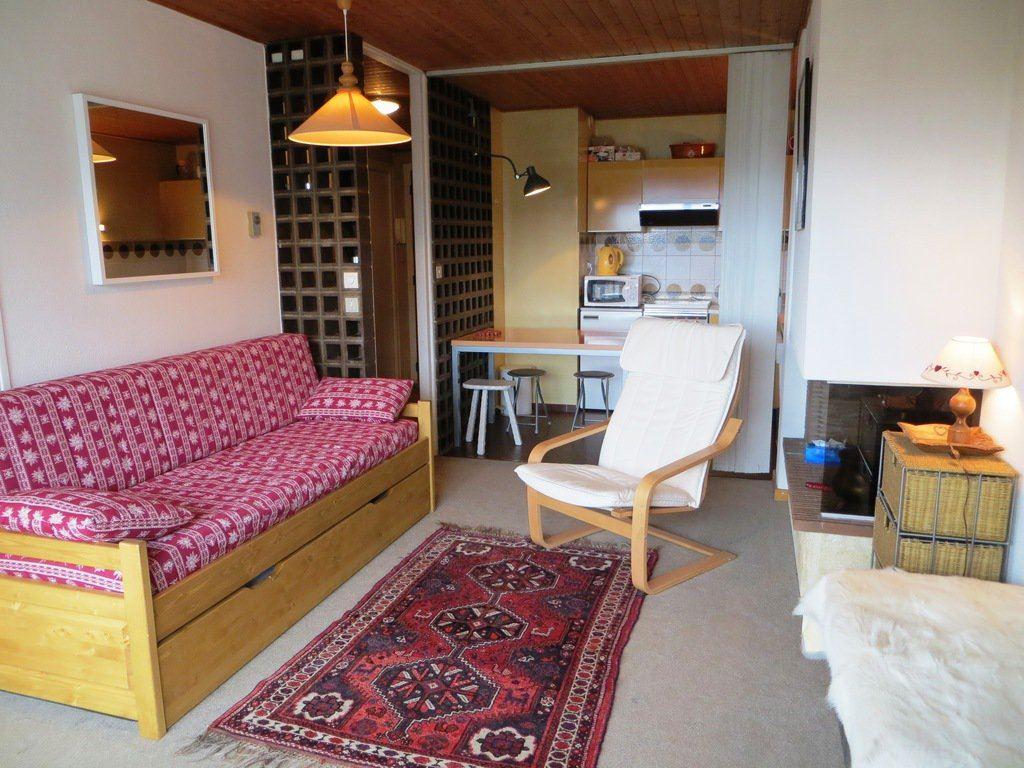 Pied de l'Adroit D9 - LB211 - 1 pièce + cabine (non classé) - 4 personnes - 39m²