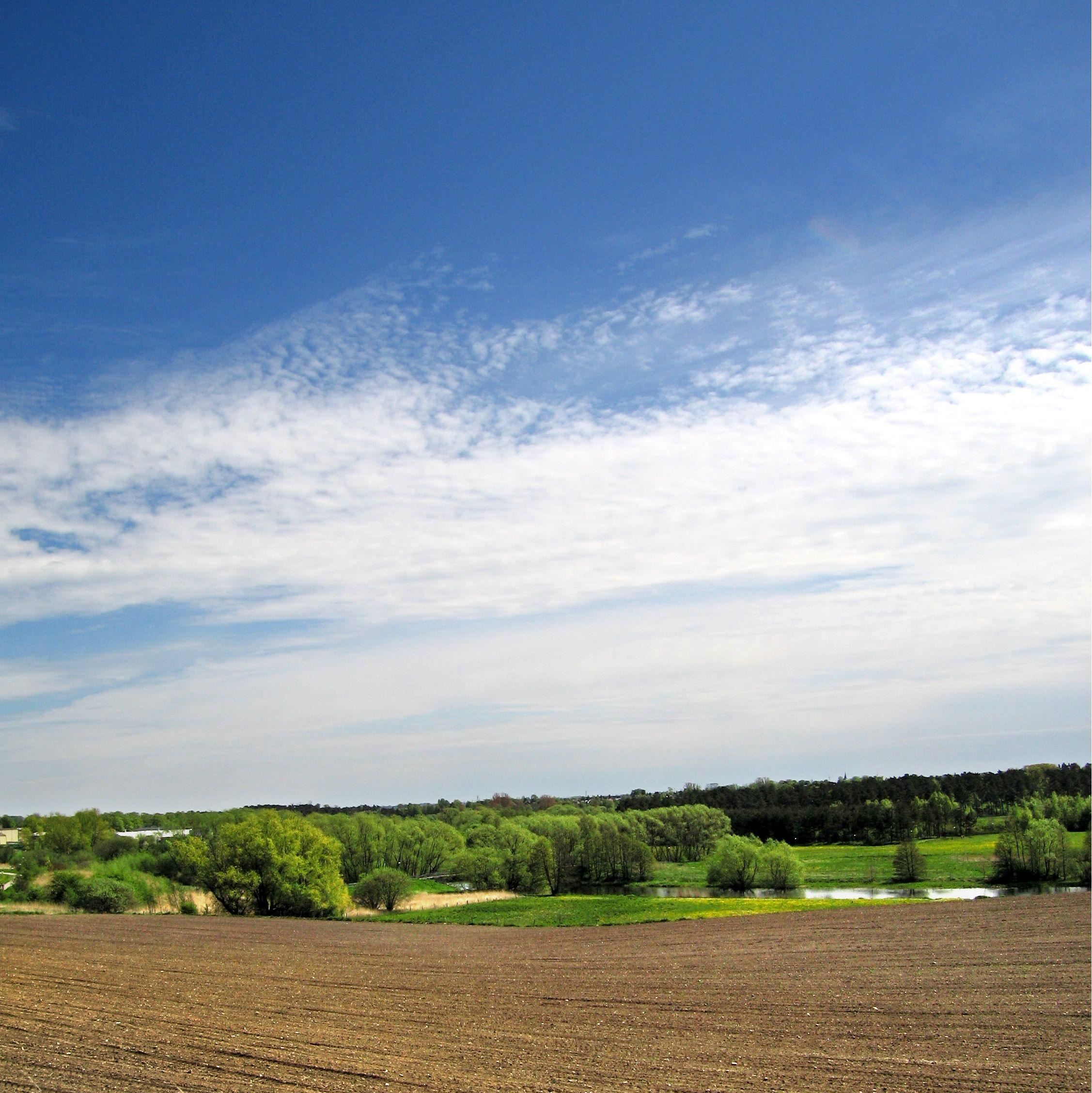 © Kävlinge kommun, Vy över Vikenområdet i Furulund