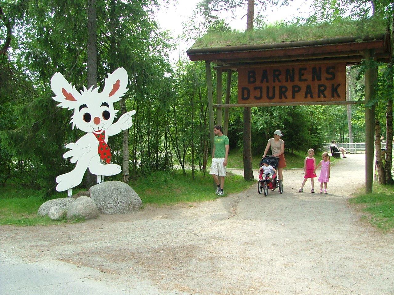 Lycksele Djurpark
