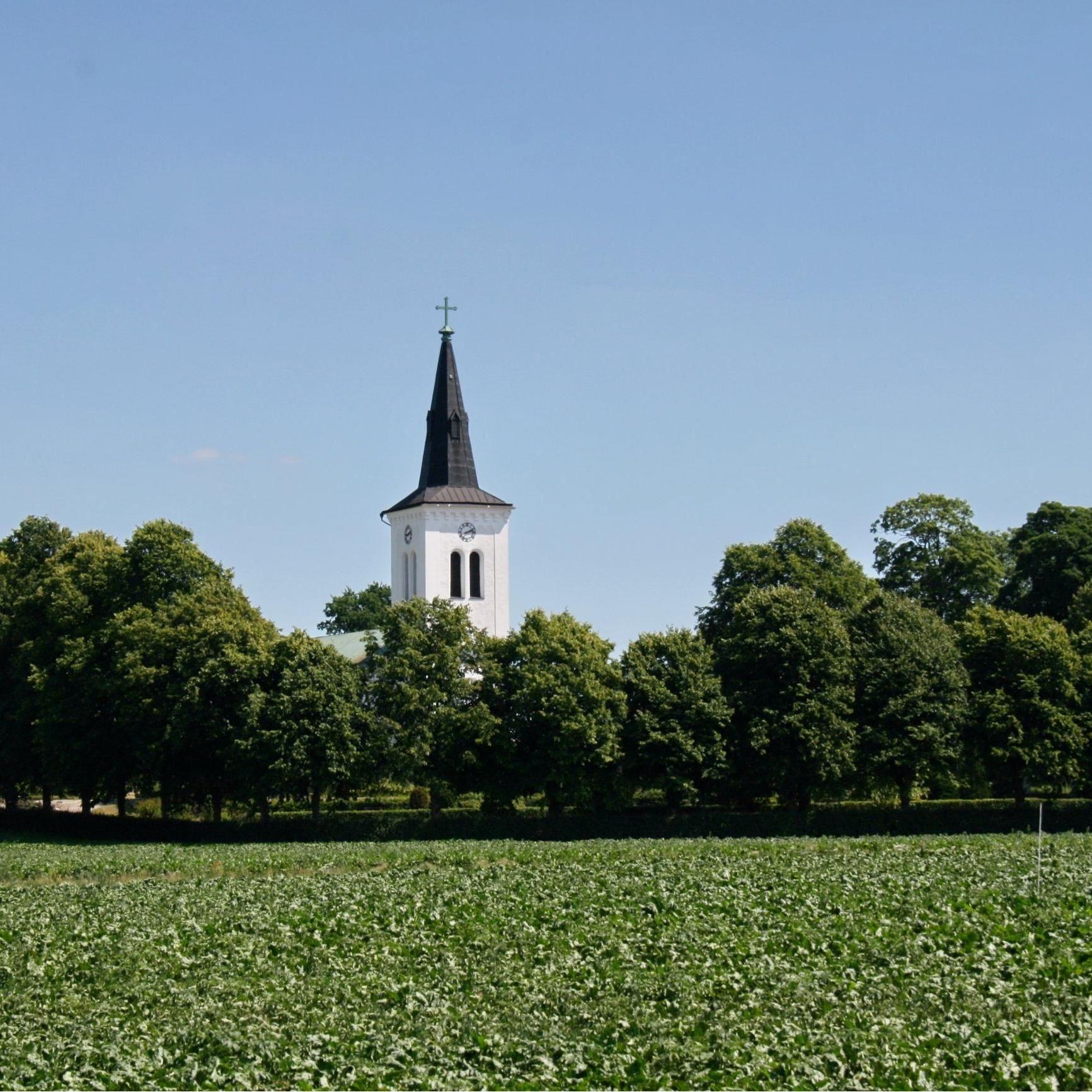 Södervidinge church