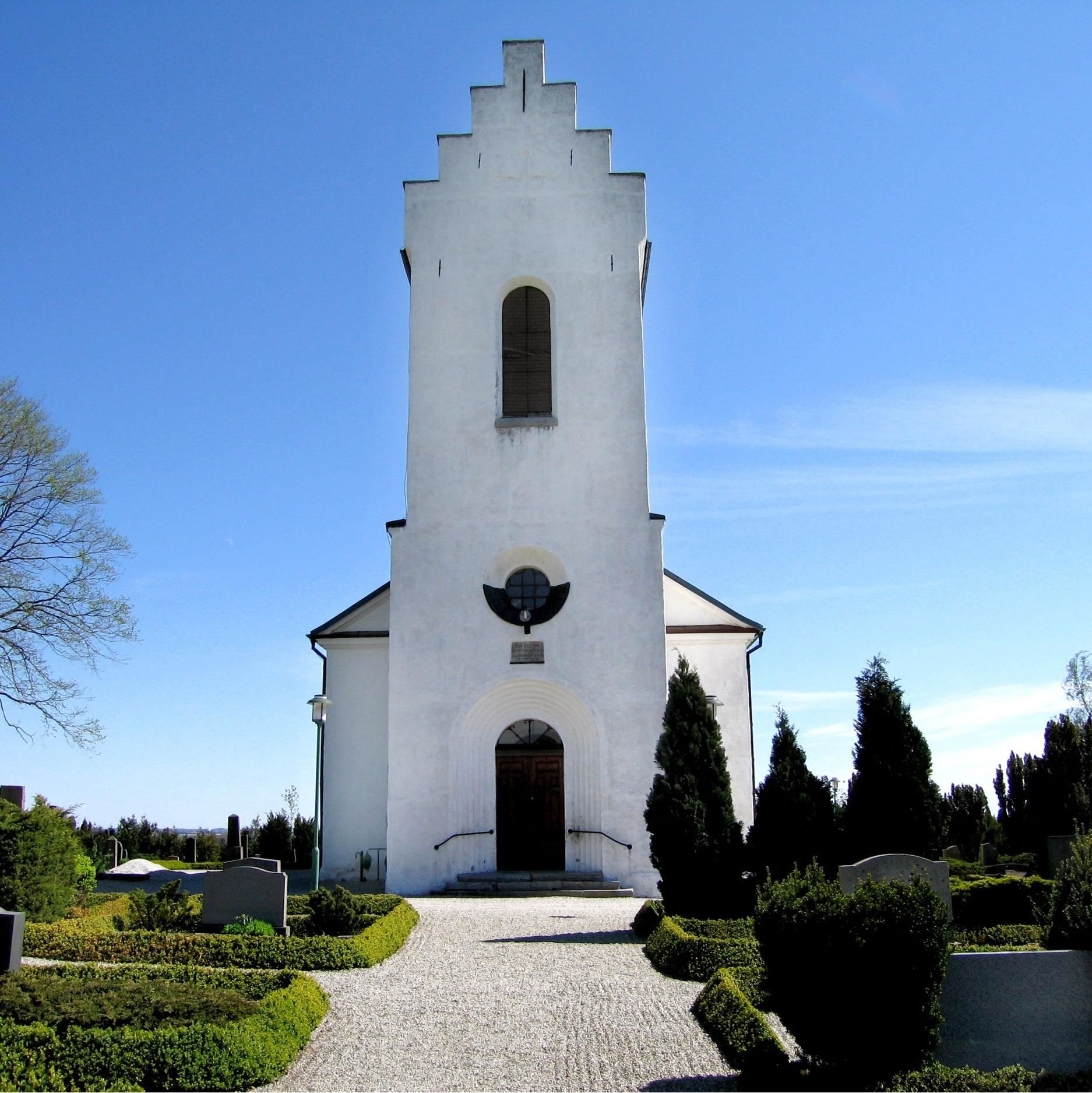 Dagstorps church