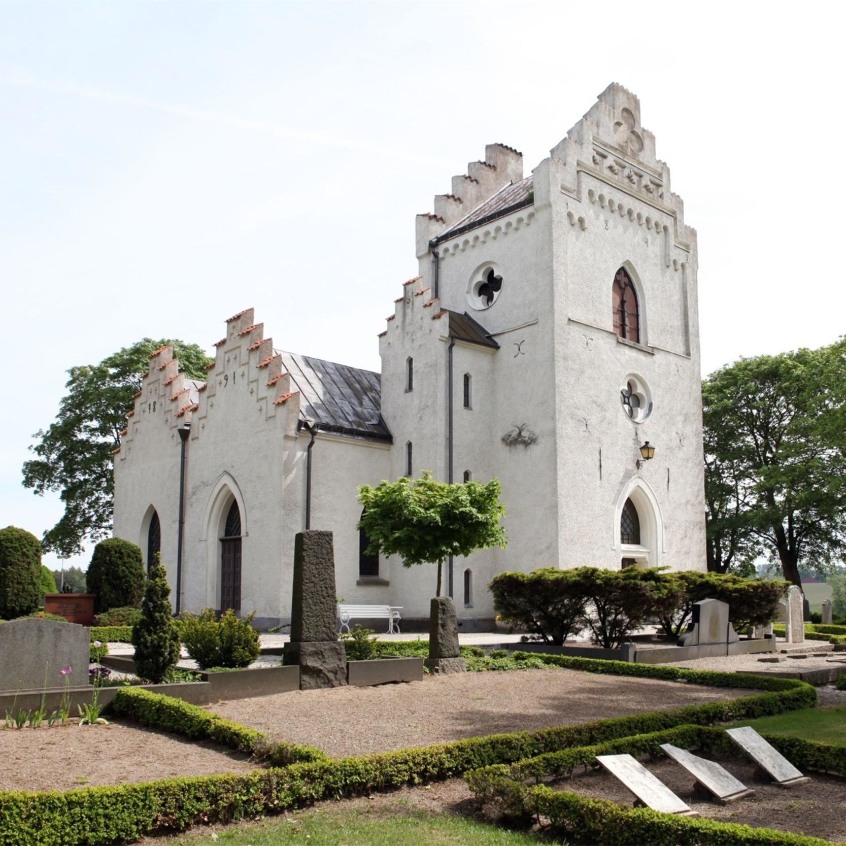 © Kävlinge kommun, Högs Kirche