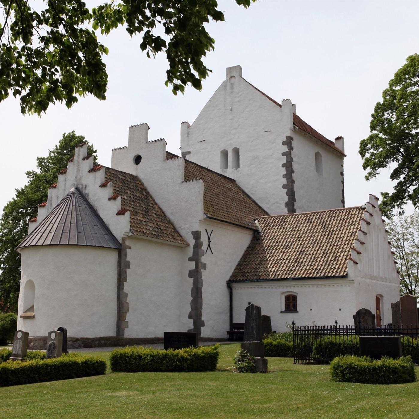 Kävlinge alten Kirche