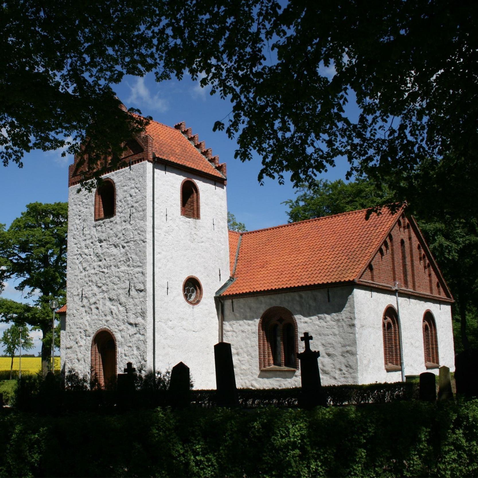 © Kävlinge kommun, Stävie church
