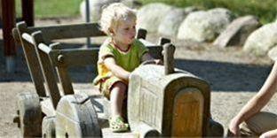 Spielplatz Lugnets Park
