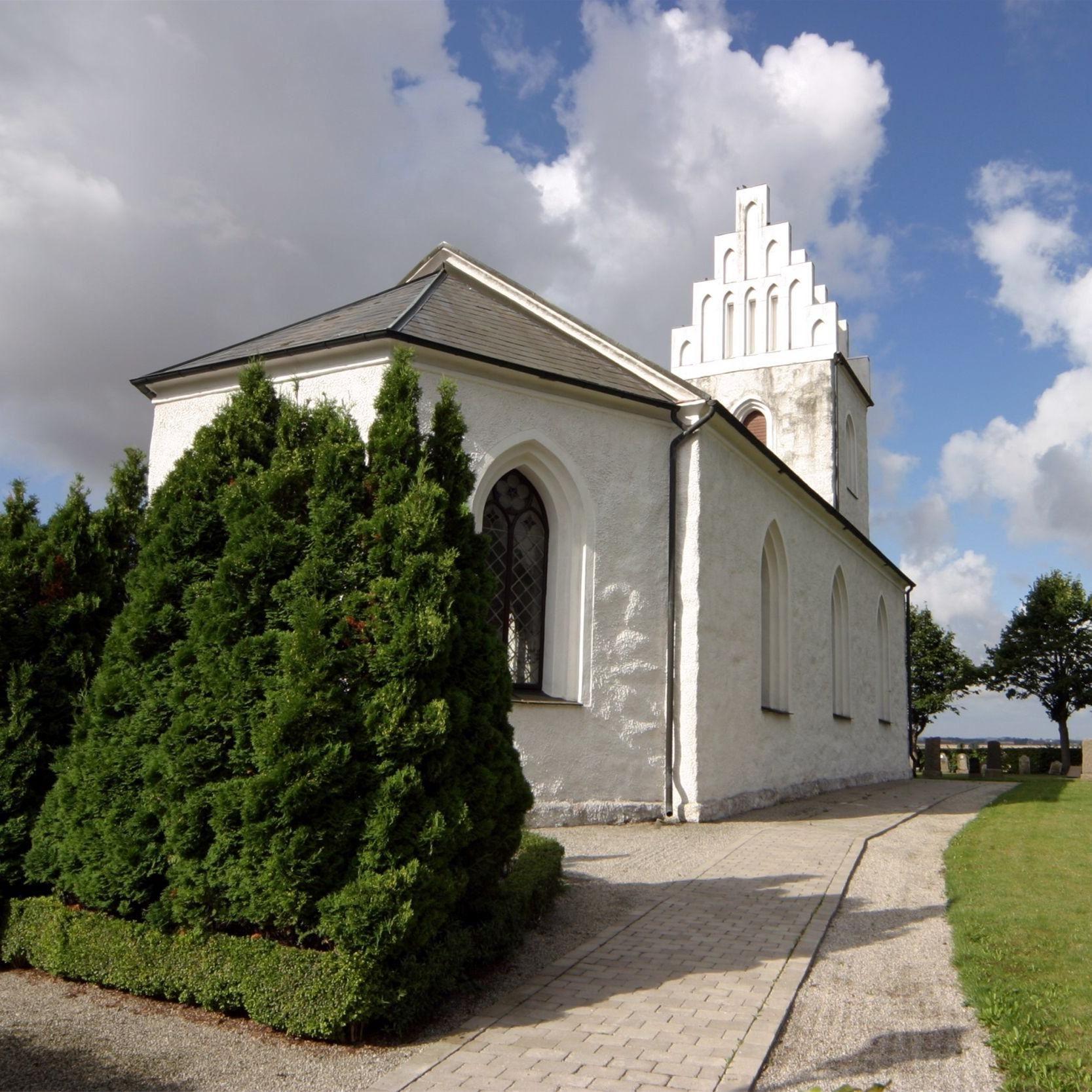 © Kävlinge kommun, Virke kyrka
