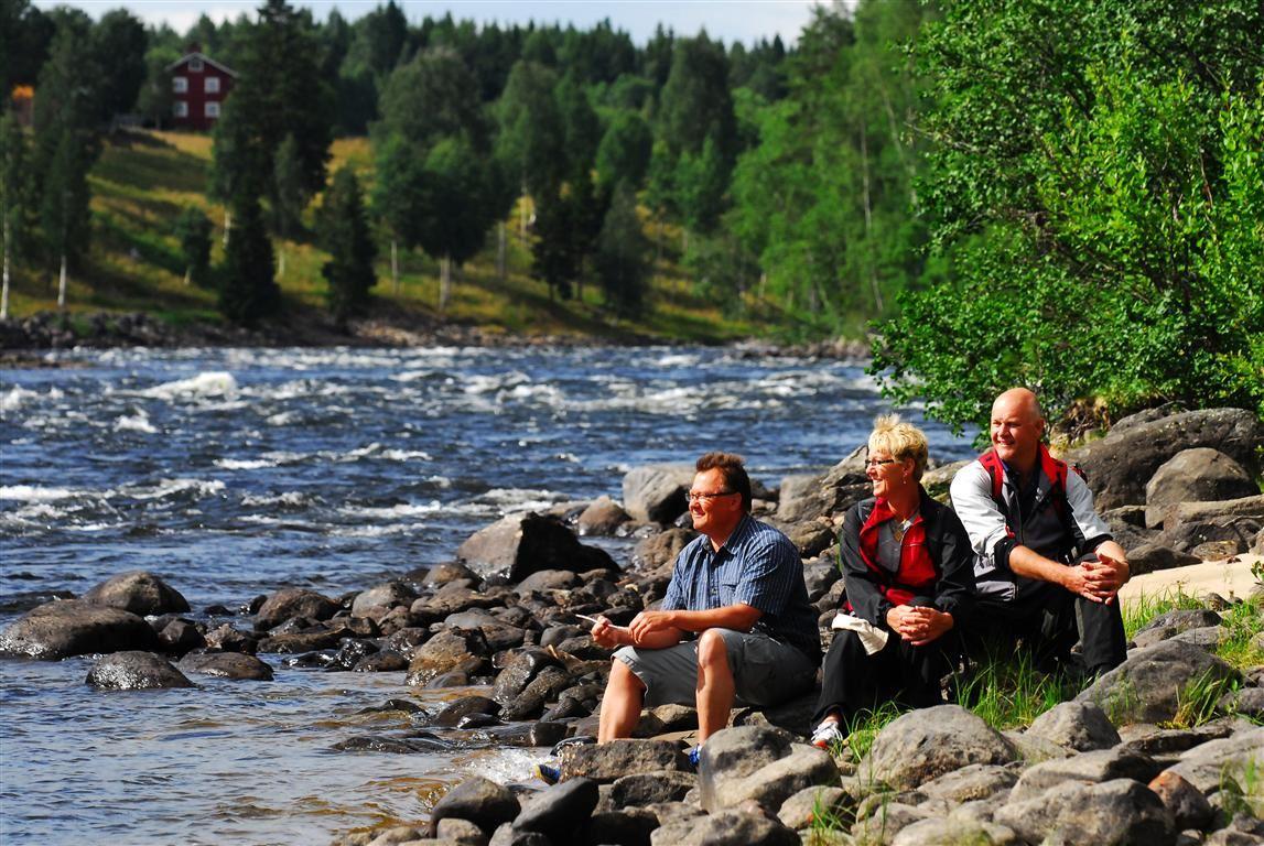 The Vännfors trail
