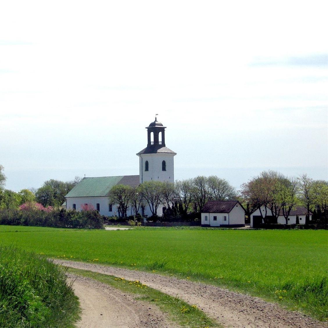 © Kävlinge kommun, Västra Karaby church