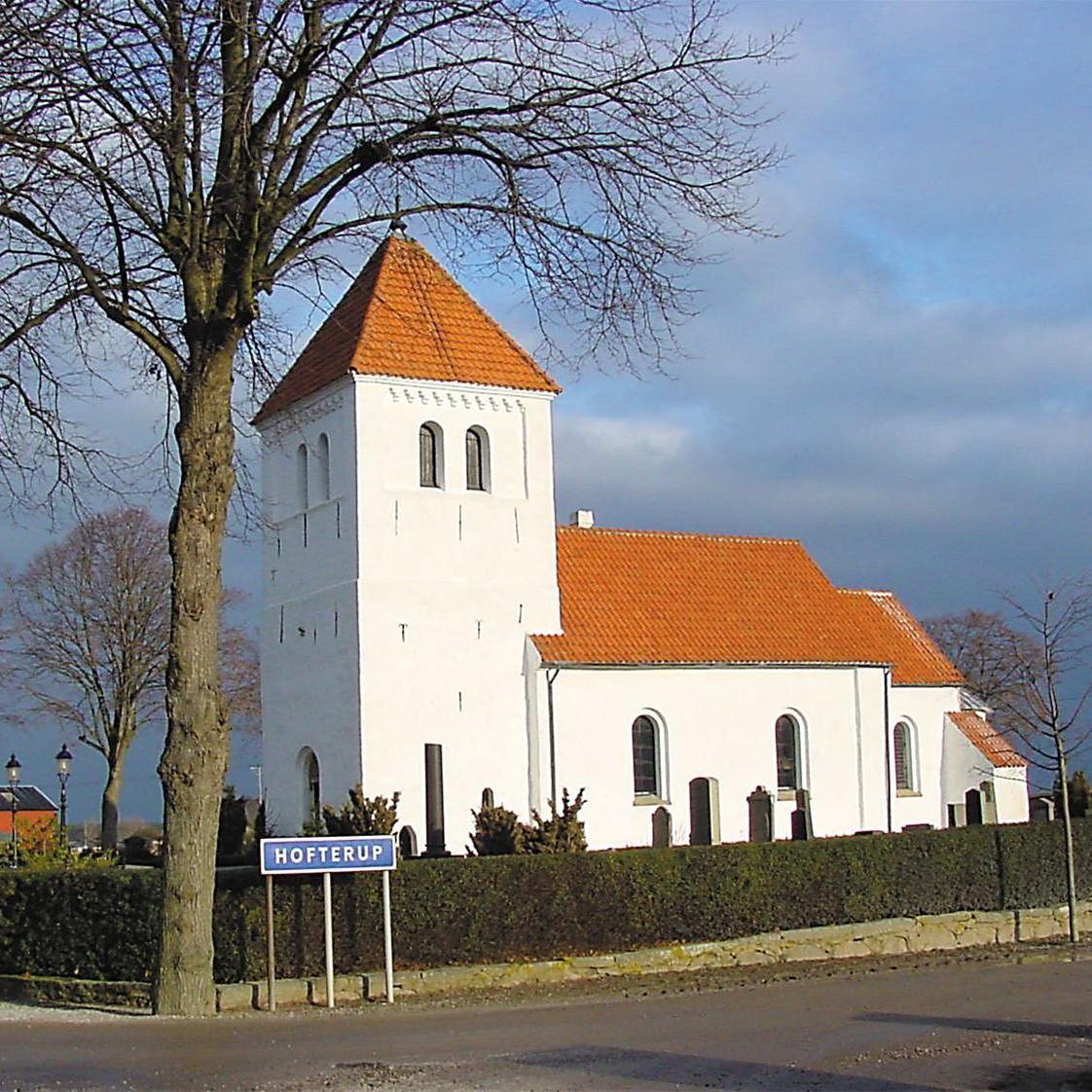 Hofterups church