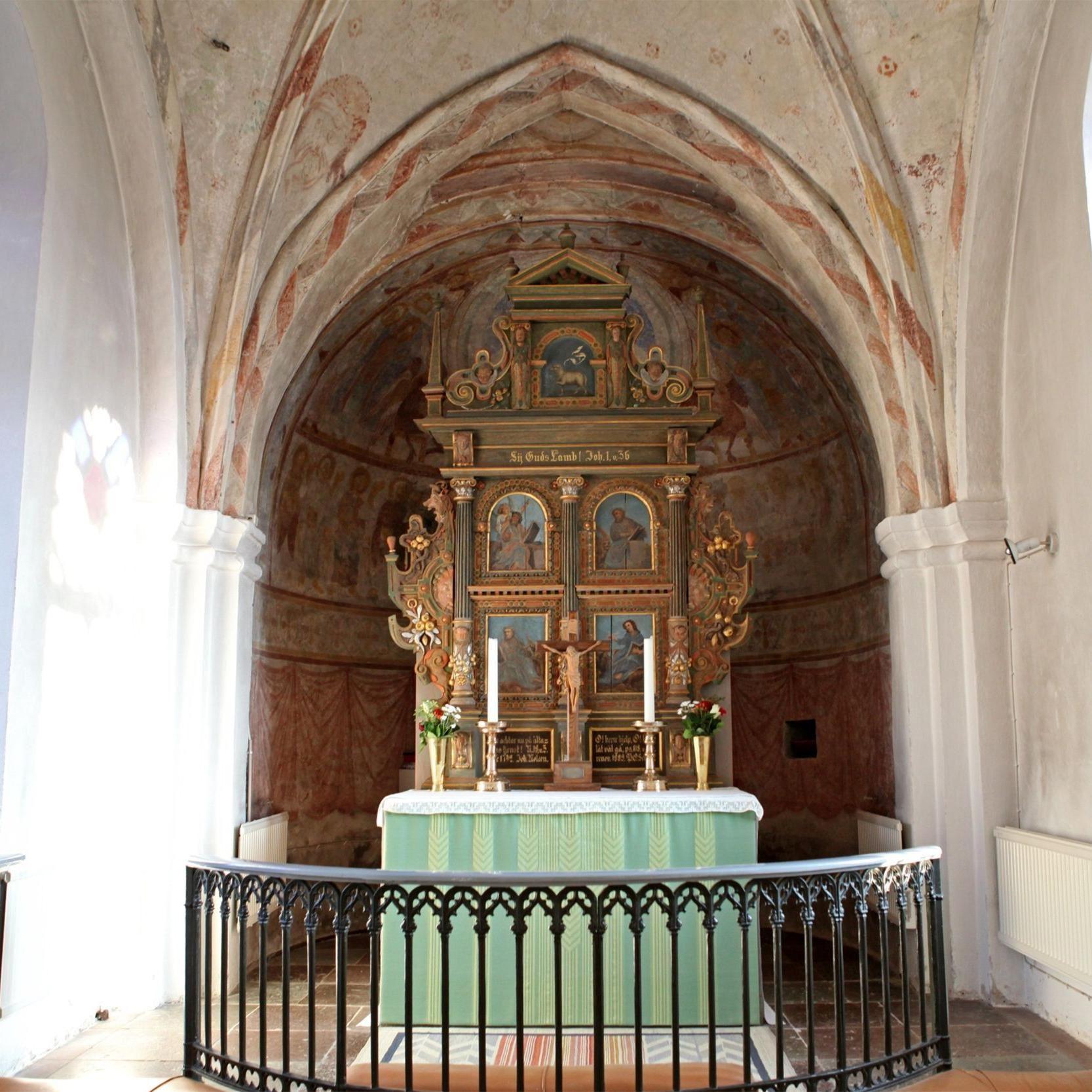 © Kävlinge kommun, Lackalänga Kirche
