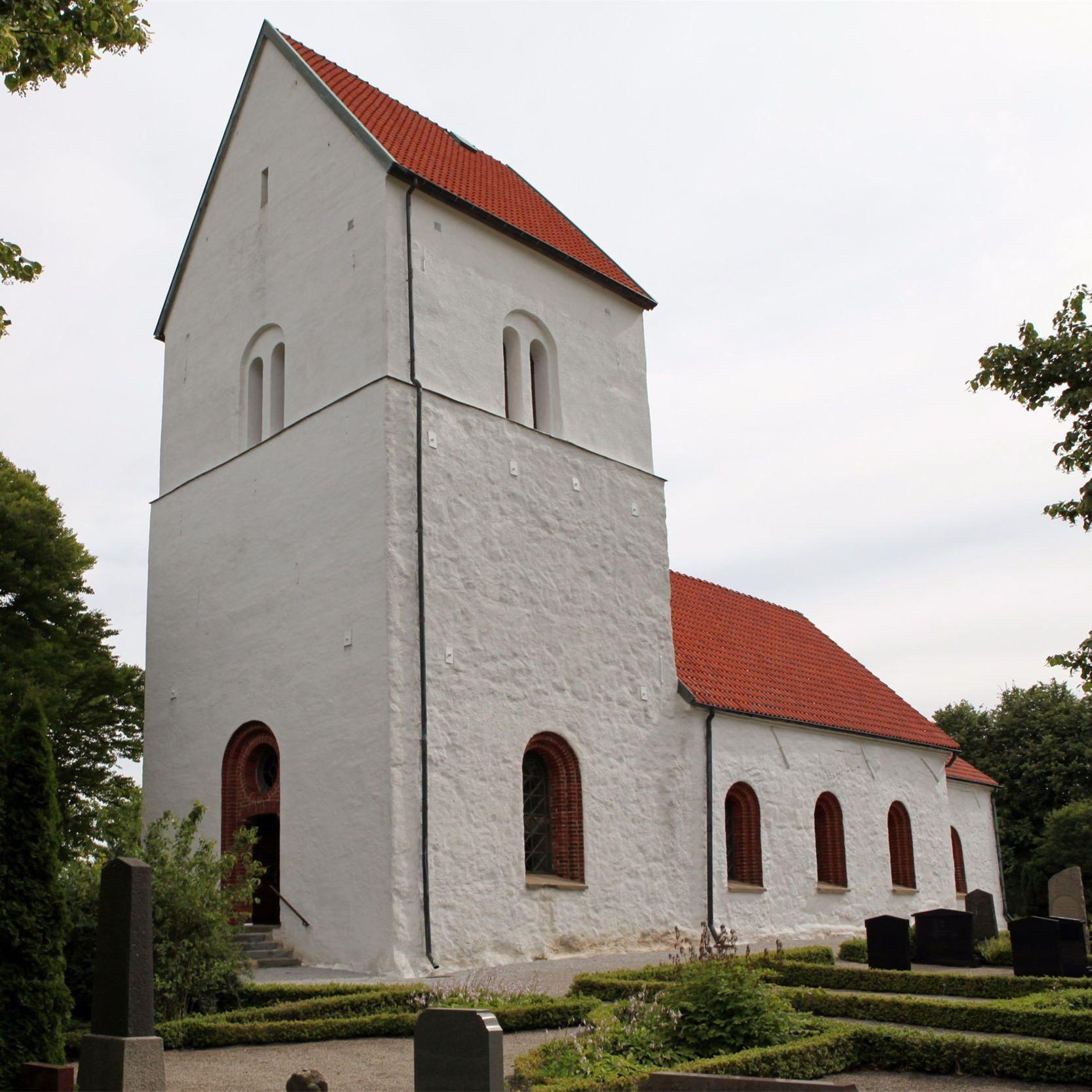 Lilla Harrie church