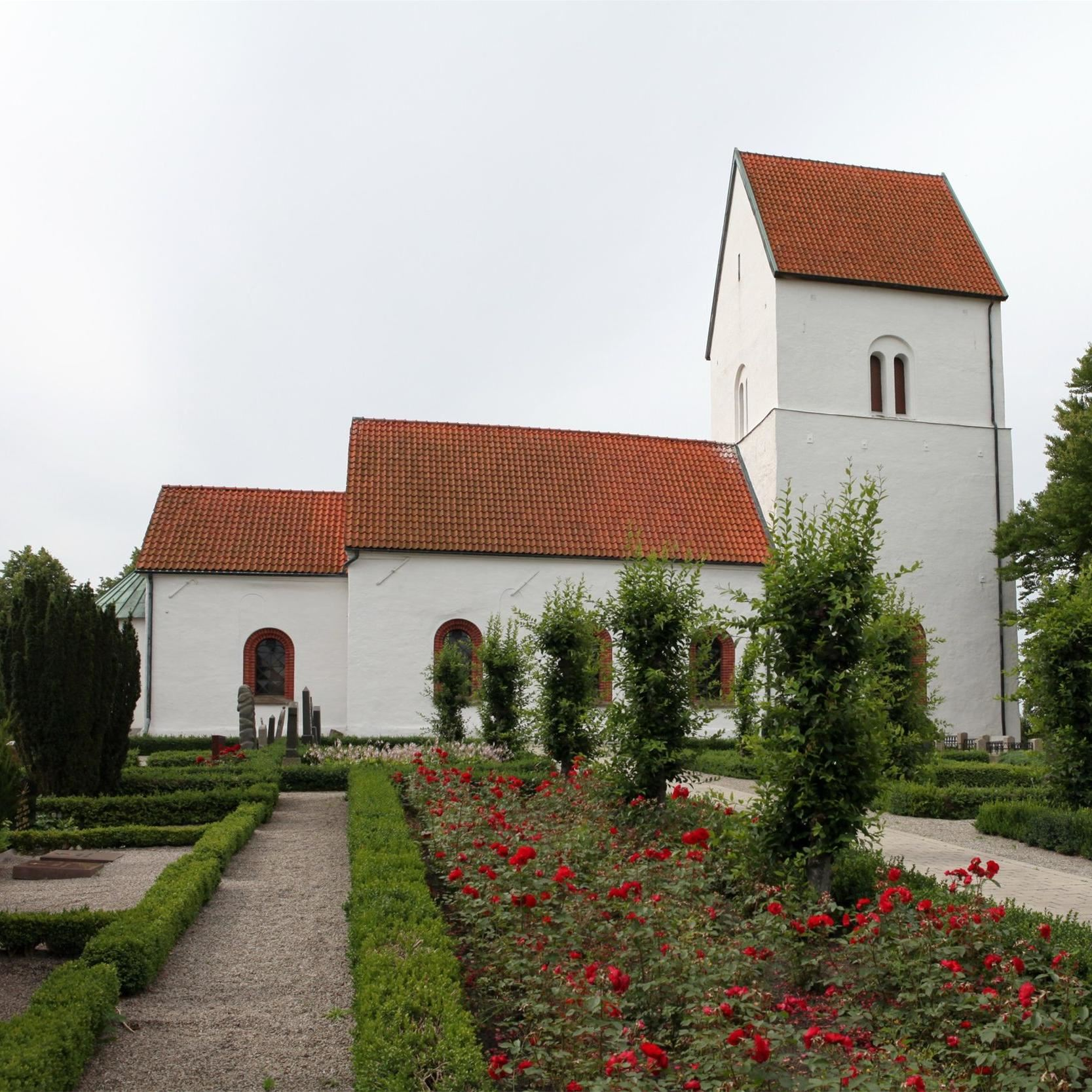 © Kävlinge kommun, Lilla Harrie kyrka