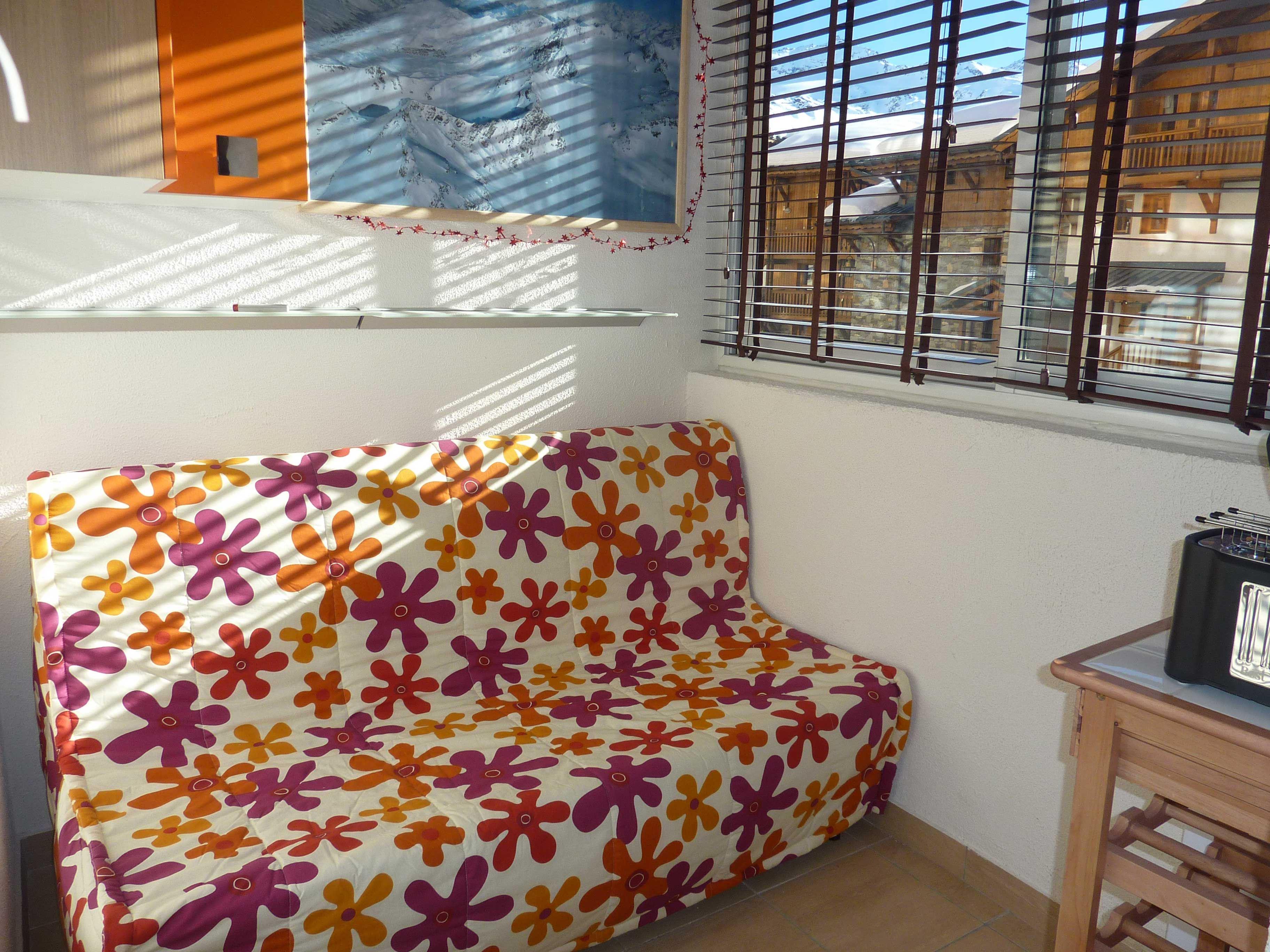 Lauzières 003 > 2 Rooms + Cabin - 4 Persons - 3 Bronze Snowflakes (Ma Clé IMMO)