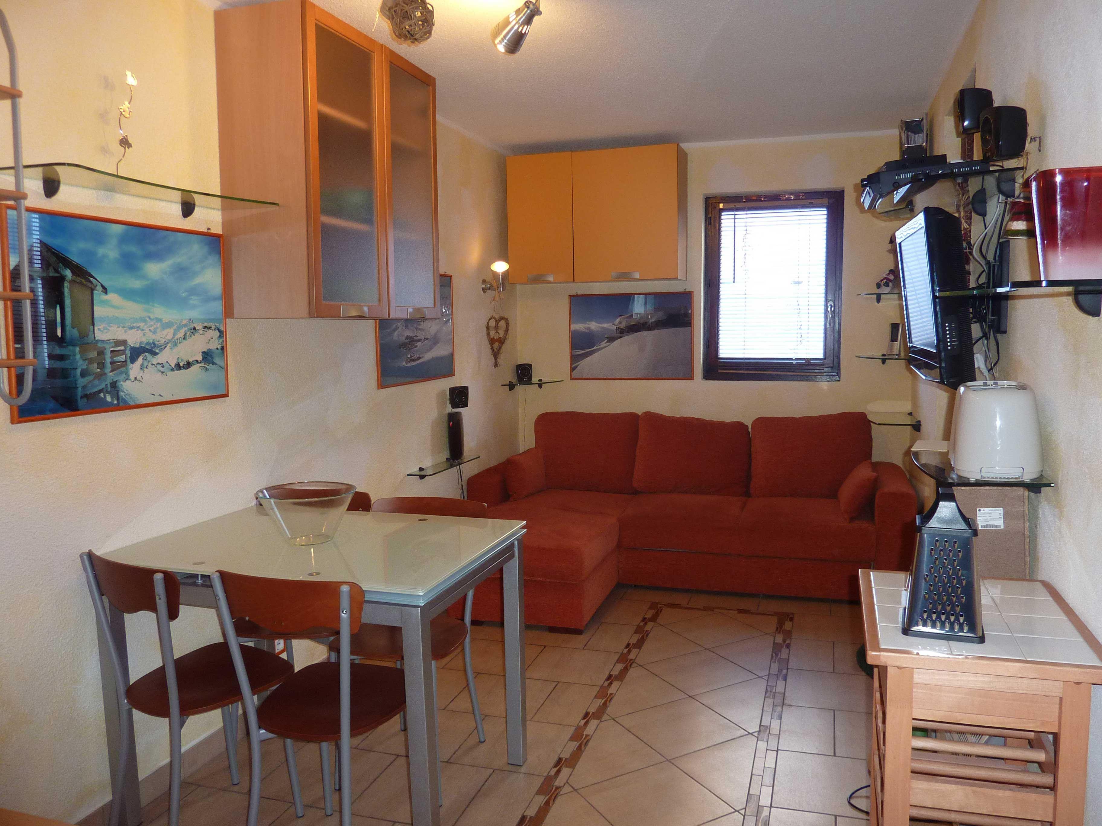Lauzières 320 > Studio + Cabin - 3 Persons - 3 Bronze Snowflakes (MCI)