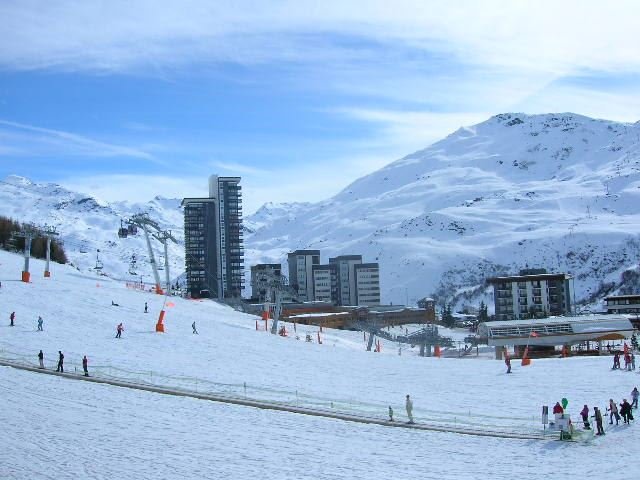 Studio 3 Pers skis aux pieds /ARAVIS 208