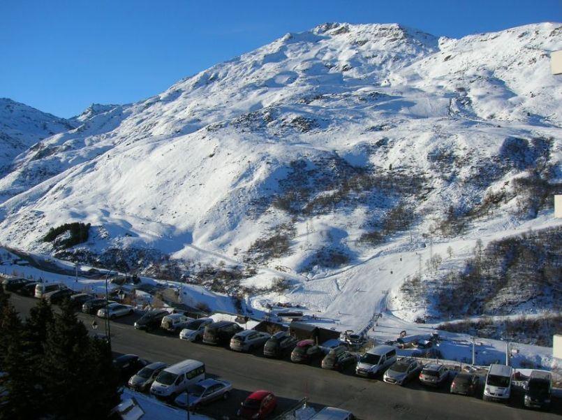 3 Pers Studio ski-in ski-out / BURONS 606