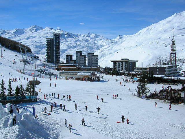 4 Pers Studio ski-in ski-out / CHAVIERE 819