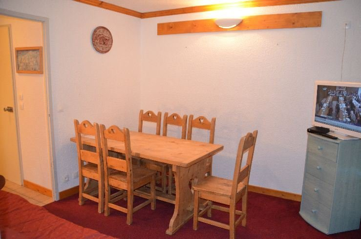 2 Rooms 6 Pers ski-in ski-out / CHAVIERE 630