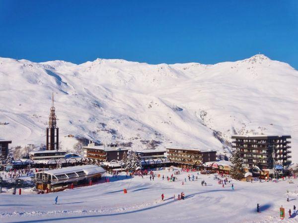 2 Pièces 6 Pers skis aux pieds / ARAVIS 518