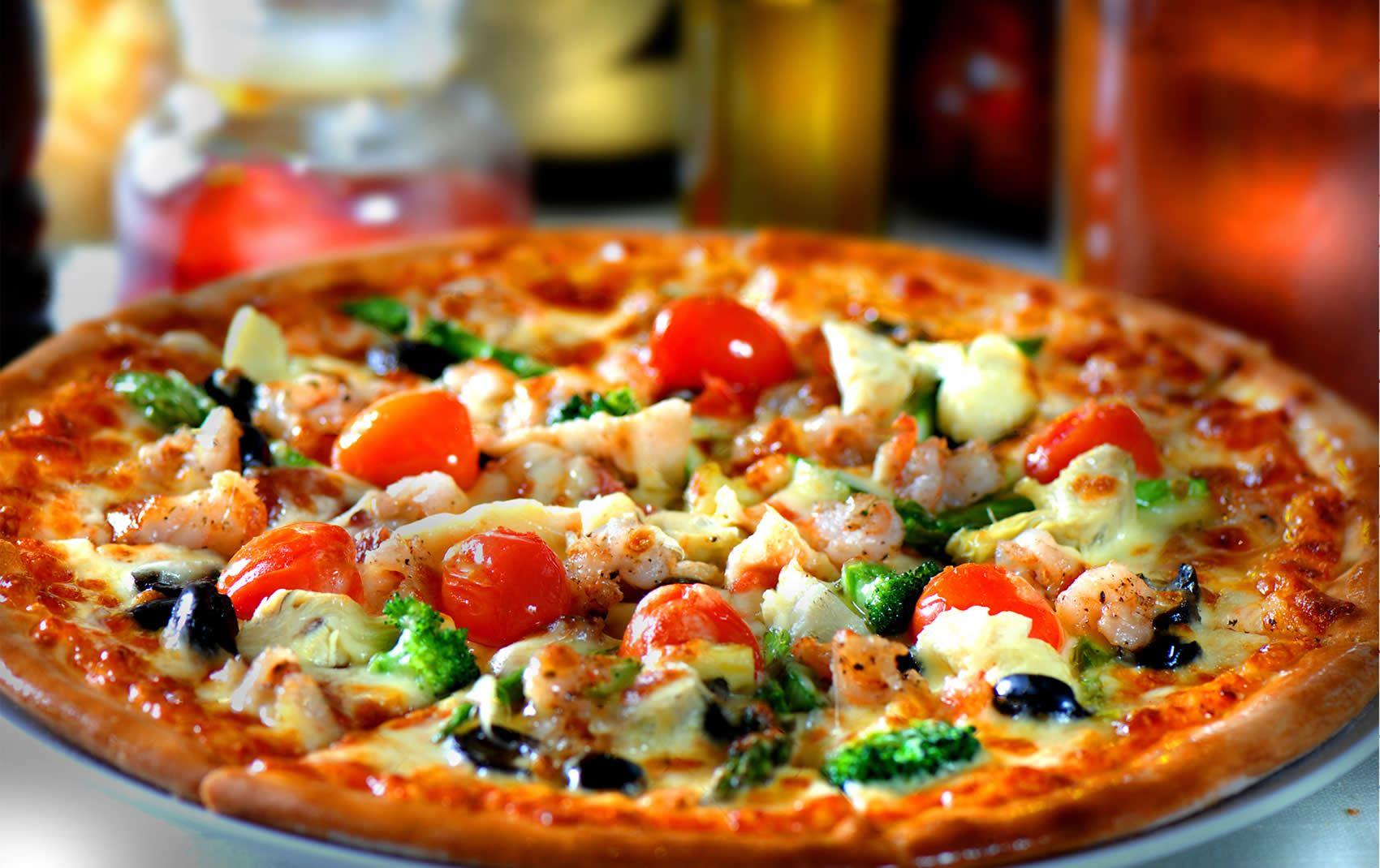 Arkiv,  © Arkiv, Pizza
