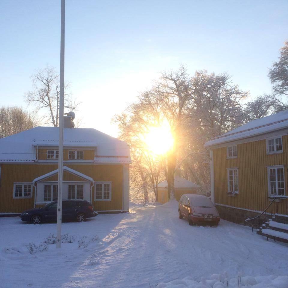 Johan Palmborg, Härliga årstider på Wärdshuset