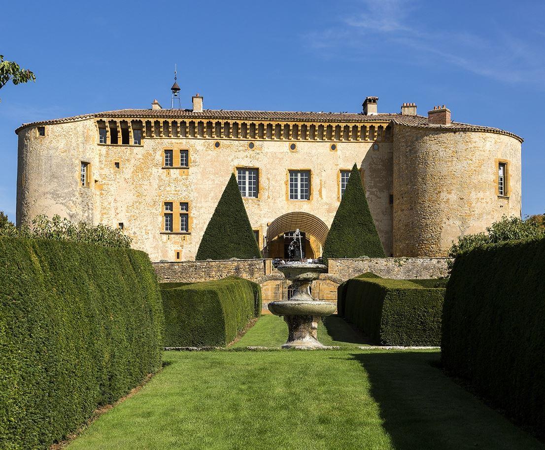 Château de Bagnols en Beaujolais