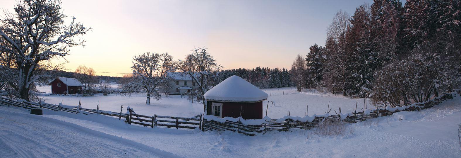 Julmys på Smultronboda fårgård