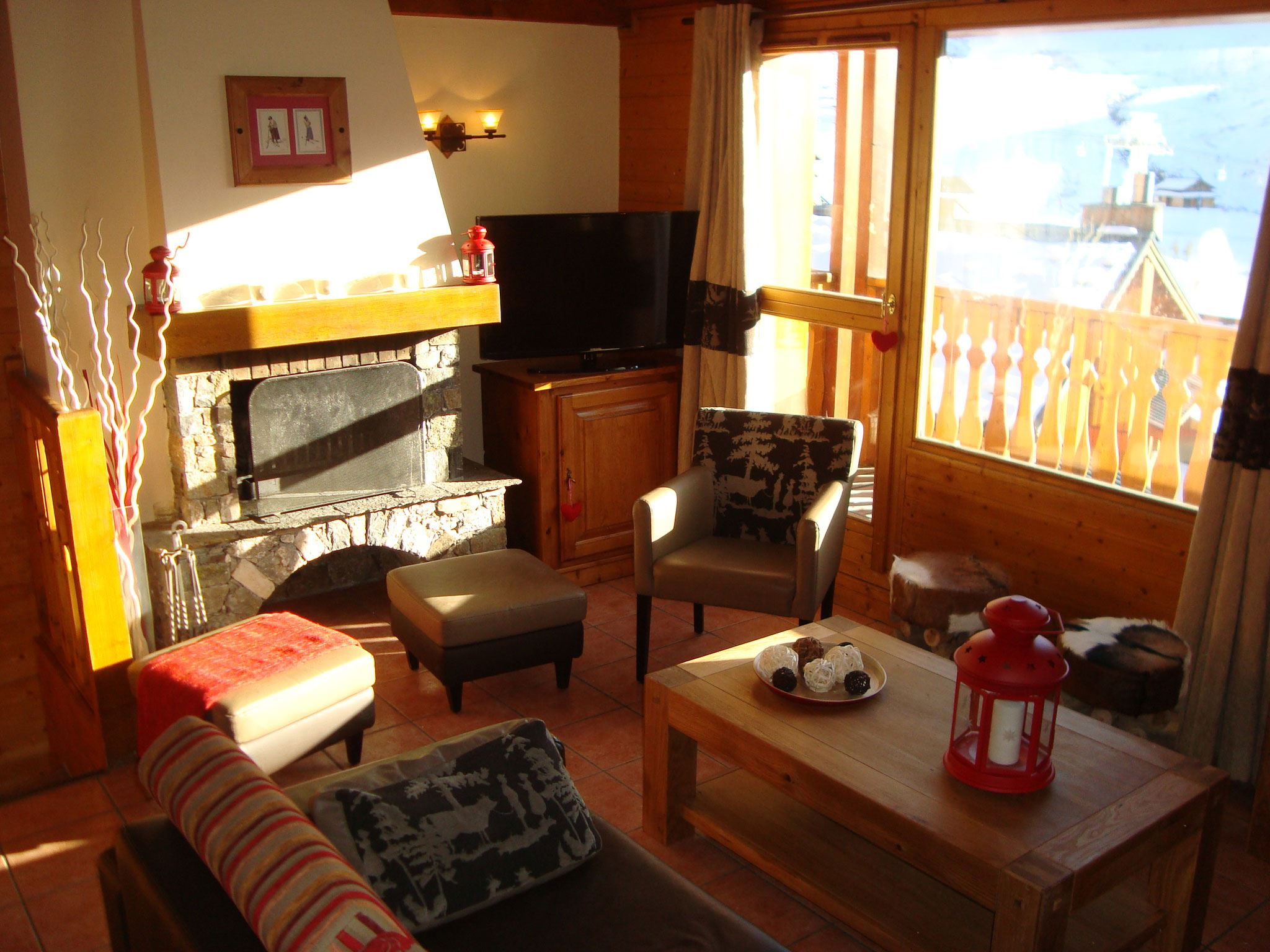 Chalet Sélaou 36 > 7 rooms - 12 Persons - 4 Silver Snowflakes