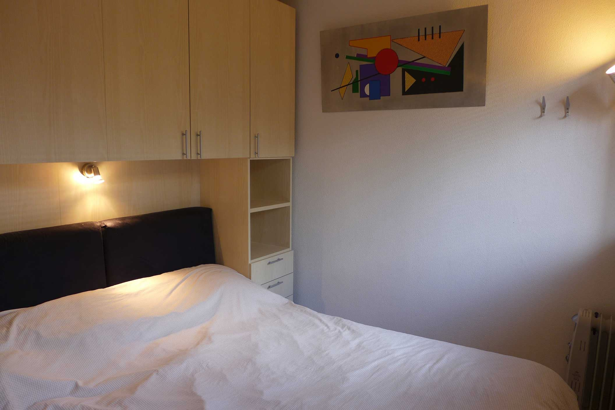 Lauzières 322 > 2 Rooms + Cabin - 4 Persons - 3 Silver Snowflakes (MCI)