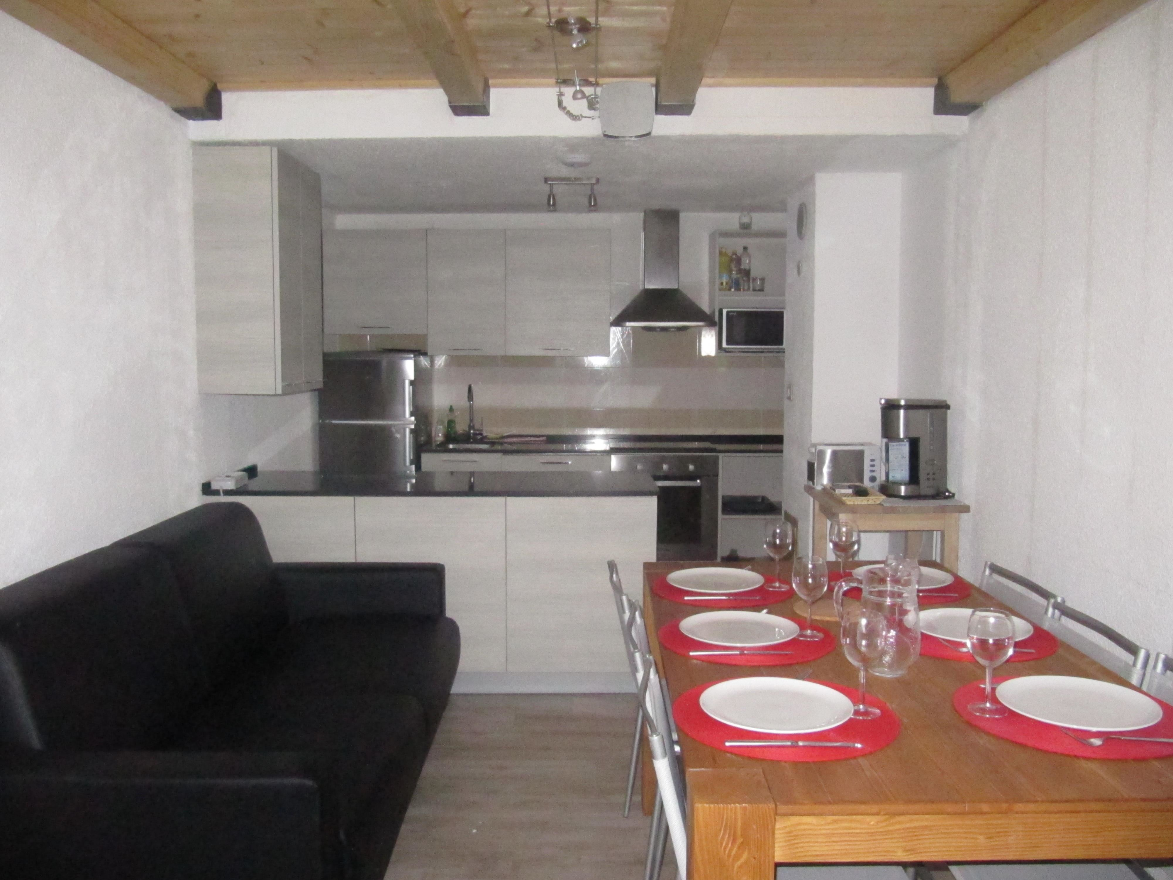 Arche 33 > 3 rooms + cabin - 8 People - 3 Silver Snowflakes