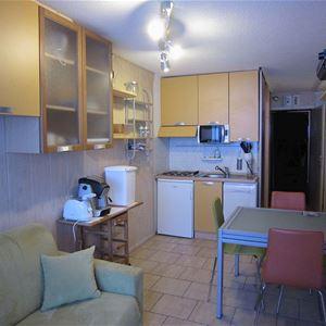 Lauzières 521 > Studio + cabin - 3 Persons - 3 Silver Snowflakes