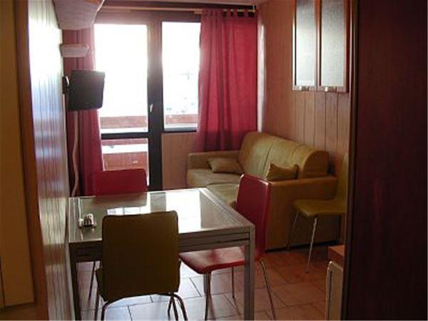 Lauzières 521 > Studio + Cabine - 3 personnes - 3 Flocons Argent