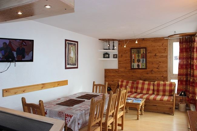 TROIS VALLEES 270619 / 2 rooms 6 people