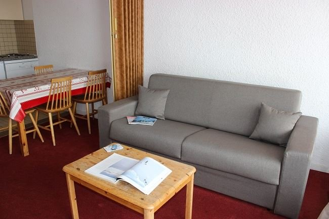 TROIS VALLEES 908 / 2 ROOMS 4 PEOPLE COMFORT