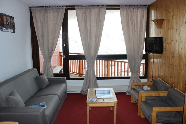 TROIS VALLEES 908 / 2 ROOMS 4 PERSONS - 1 BRONZE SNOWFLAKE - VTI