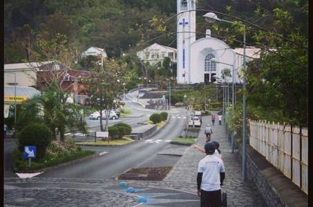Cilaos - Roche Merveilleuse