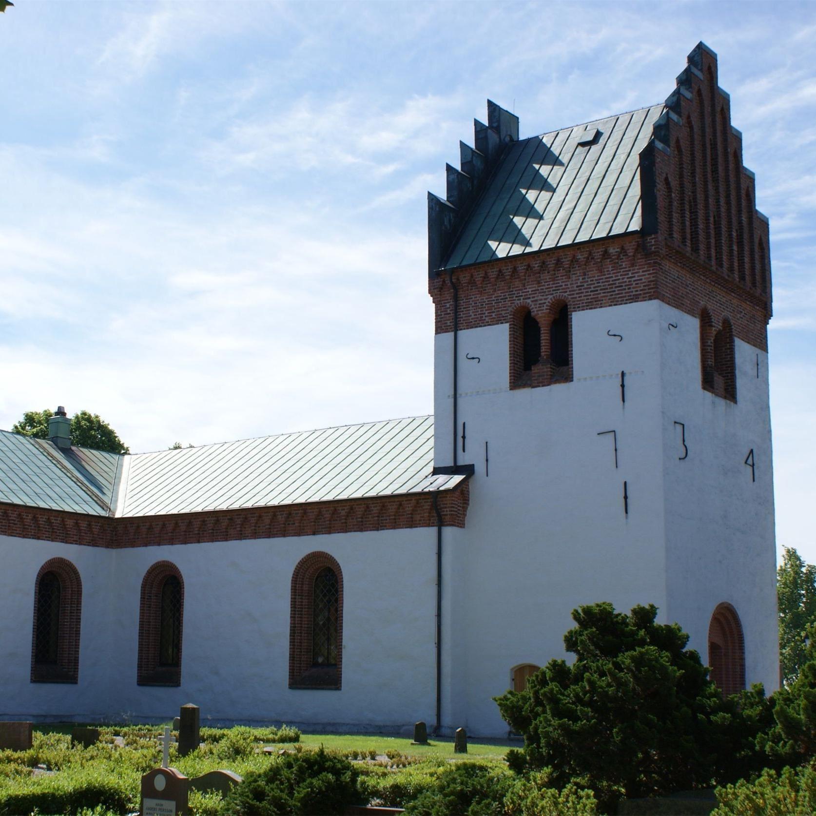 © Kävlinge församling, Stora Harrie church