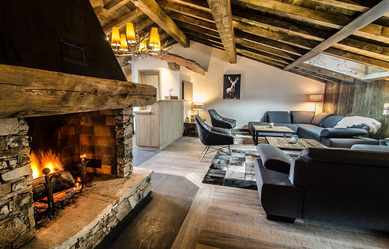 CHALET L'ETAGNE: mountain of exception