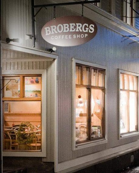 Brobergs Coffee Shop