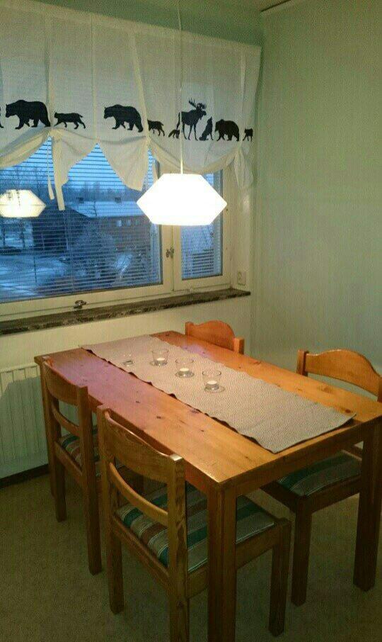 Möblerad lägenhet Grängesberg