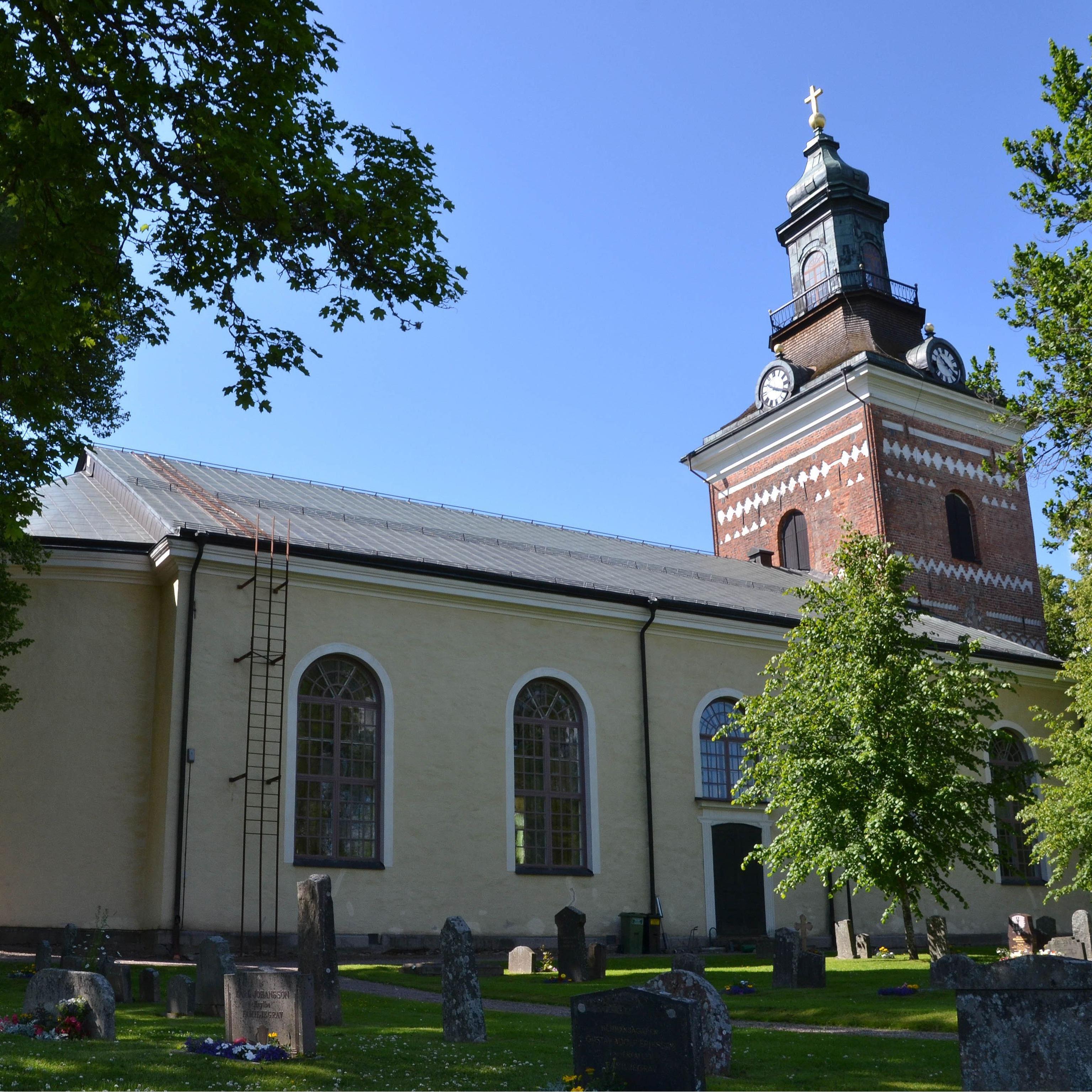 """""""Vi sjunger in julen"""" i Folkärna kyrka"""
