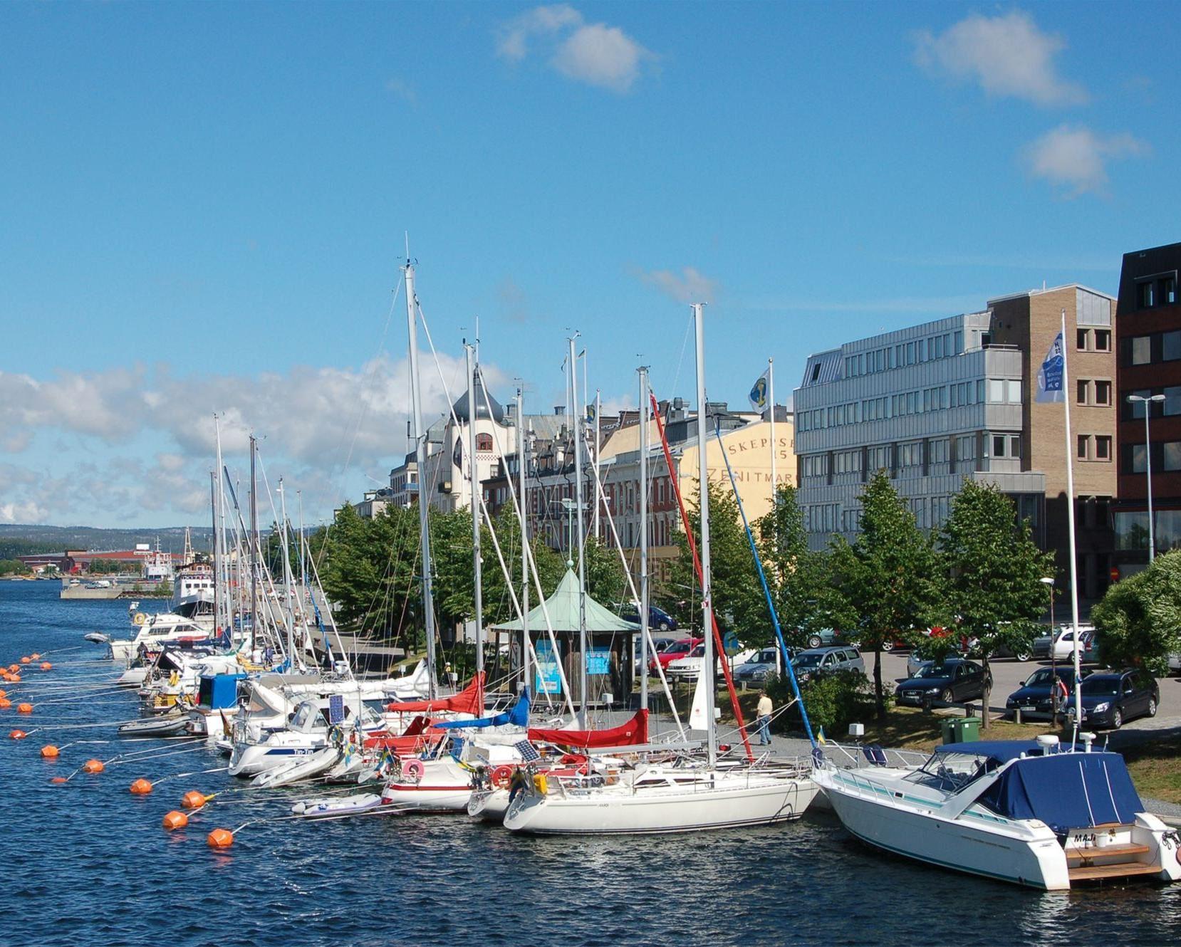Norra hamnen Skeppsbron
